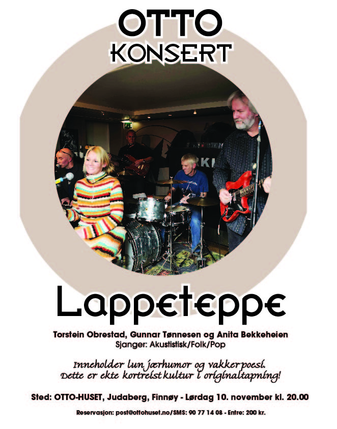 Lappeteppe